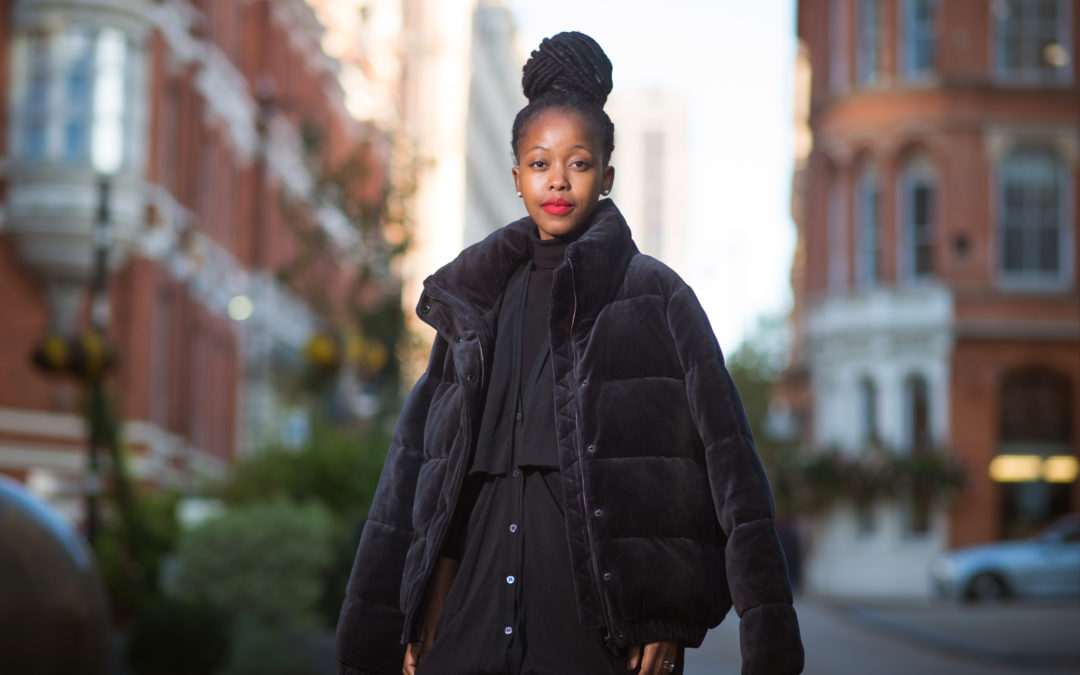 THE BEST PUFFER JACKET FOR FALL|THE DKNY EDIT
