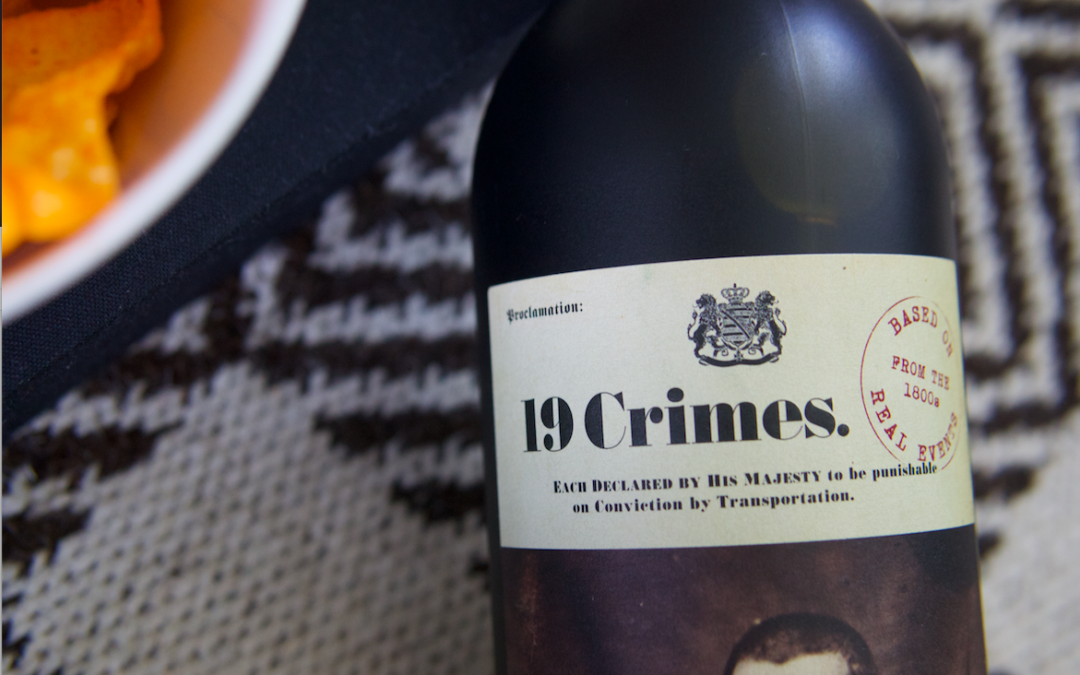 19 CRIMES RED WINE 2018|REVIEW